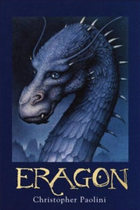 Cover of Eragon by Christopher Paolini.